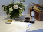 Pure Irish Linen and Luxury Toiletries