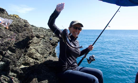D'Urville Island Helicopter Reef Fishing - Edenhouse Luxury Lodge, NZ